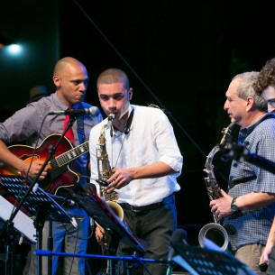 George Garzone y Berklee Global Jazz Institute en Panamá Jazz Festival-BILL BYTSURA